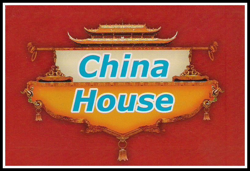 Take Away House China House Take Away